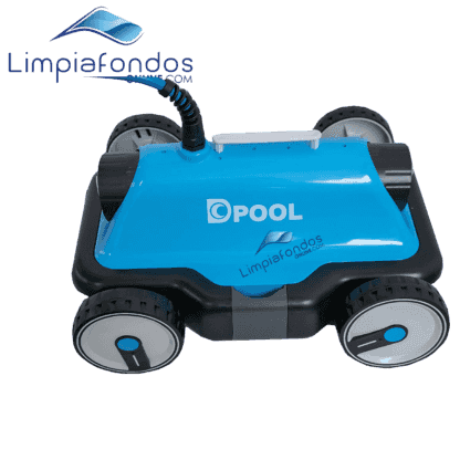 Robot Limpiafondos Piscina DPOOL Mini Lateral