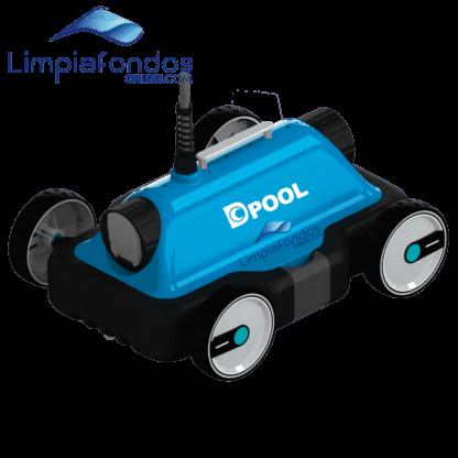 Robot Limpiafondos Piscina DPOOL Mini