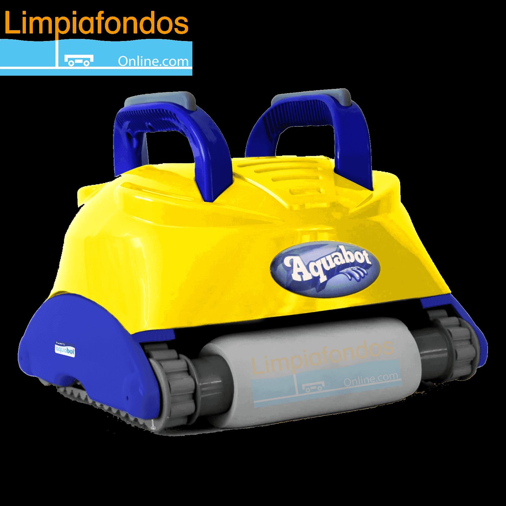 Limpiafondos Aquabot Neptuno Limpiafondos De Piscinas: limpiafondos para piscinas