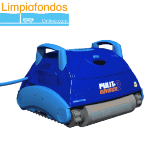Limpiafondos Astral Pulit Advance 3 PLUS